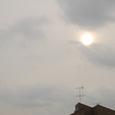 どんより太陽